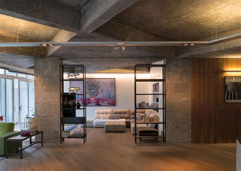 Fancy House Floor Plans awesome renovation of a london apartment with concrete
