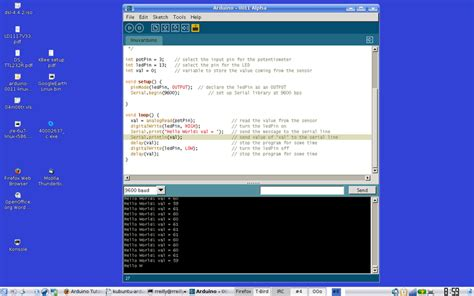 Tutorial Arduino Linux | microcontrolling on the cheap with arduino and linux