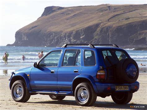 99 Kia Sportage Photos Of Kia Sportage Karmann Sport Se Uk Spec 1996 99