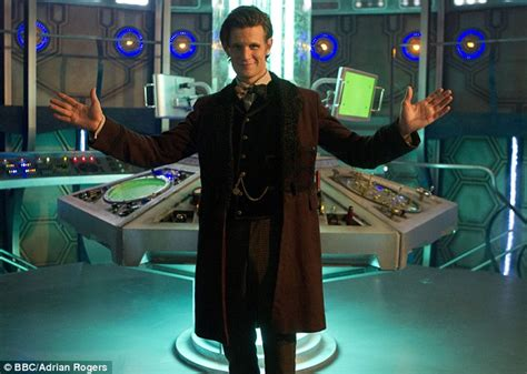 Doctorate In Security 2 by Matt Smith Speculates On How Doctor Who Will Die At Comic