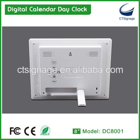 Sell Day Calendar Popular Sell 8 Quot Dc8001 Digital Day Clock Lcd Dementia