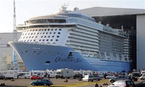 largest cruise ship being built world s 3rd largest cruise ship features jewel shaped