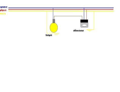 Installation Detecteur De Mouvement by Schema Installation Detecteur De Mouvement