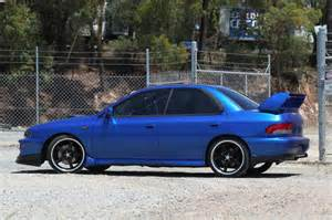 Subaru Impreza Wrx Gc8 2000 Subaru Impreza Gc8 Wrx Boostcruising