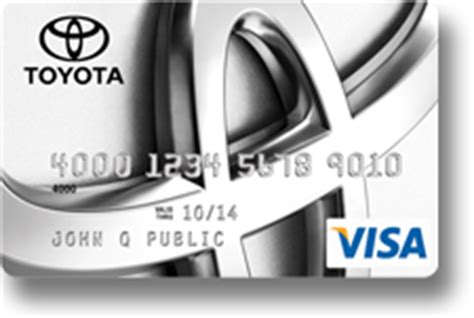 Toyota Visa Rewards Card Login Toyota Rewards Credit Card Www Toyotarewardsvisa 1