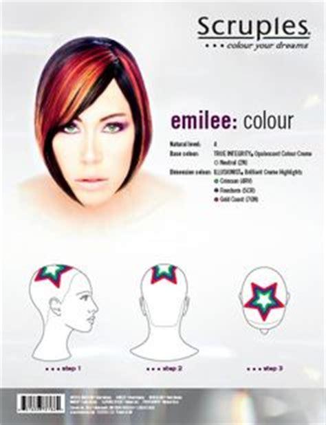 highlight foil layouts marina moua beauty foil color placement pinterest