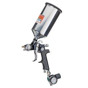home depot husky paint sprayer ingersoll rand 270 gal hvlp gravity feed spray gun 270g
