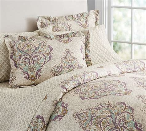 pottery barn coverlet cally bedding ensemble pottery barn