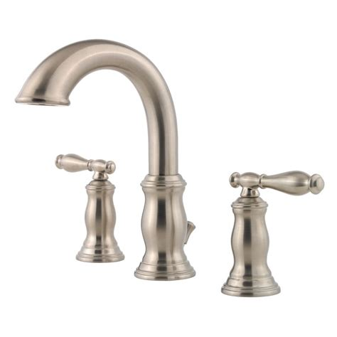 faucet f 049 tmkk in brushed nickel by pfister