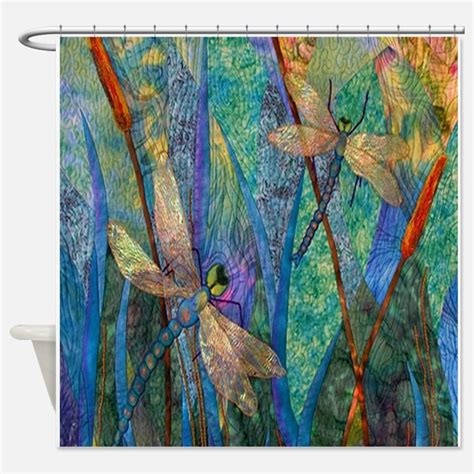 dragonfly curtains dragonfly shower curtains dragonfly fabric shower