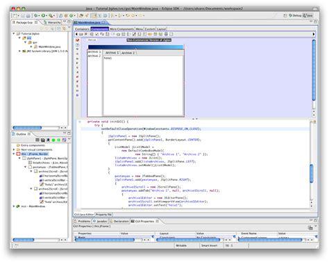 latex tutorial eclipse airam s plugins para eclipse galileo usando update manager