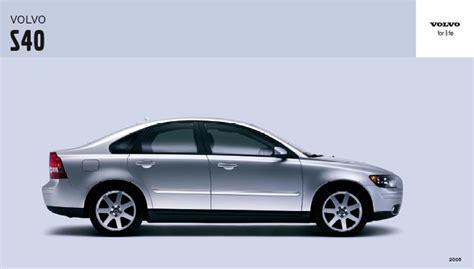 free car manuals to download 2005 volvo s40 head up display manual de usuario volvo s40 2005 velocidadmaxima com