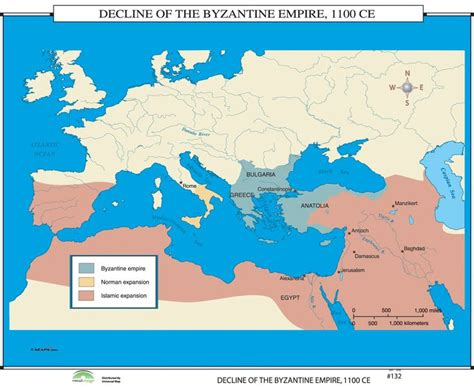 The Byzantine Empire Russia And Eastern Europe Outline Map by Byzantine Empire Map On Constantinople Today Empire Map And Byzantine