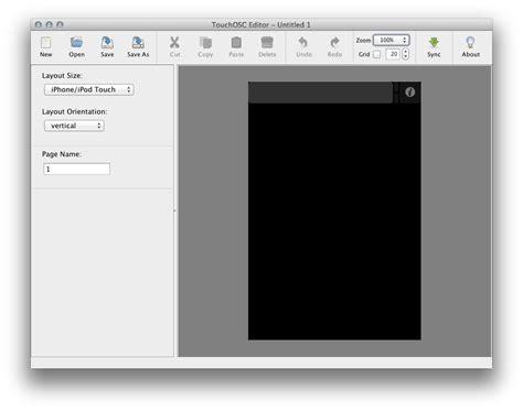 layout editor touchosc h e x l e r n e t documentation touchosc editing