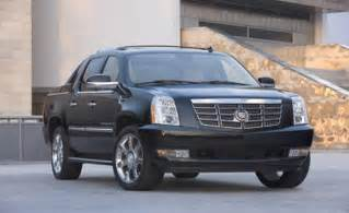 2007 Cadillac Ext Car And Driver