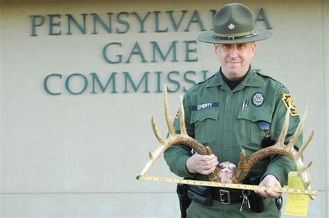 Dauphin County Records And Fishing Dauphin County Poaching Involves Record Book Buck Plus