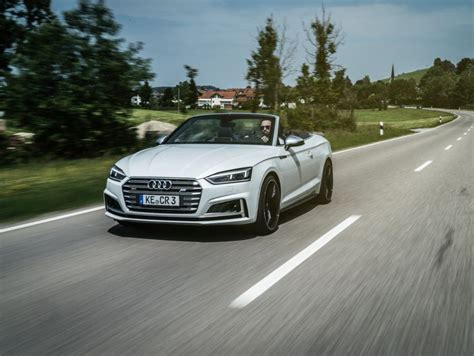 Auto Tuning Ingolstadt by Audi S5 Cabriolet By Abt Tuning Meccanico Per La Open Air