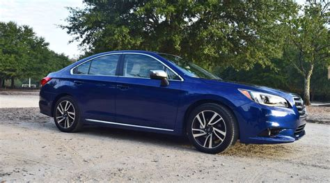 subaru legacy 2 5 i sport 2017 subaru legacy 2 5i sport hd road test review