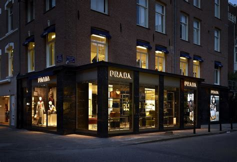 Home Design Stores In Amsterdam by Prada Store In Amsterdam By Roberto Baciocchi