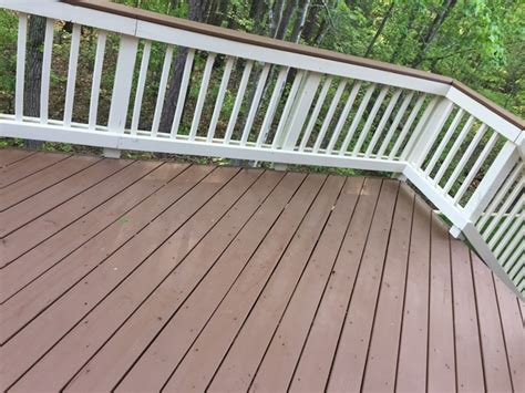 choosing stain color   deck sherwin williams super deck
