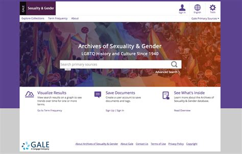 bing home page archive part 3 archives of sexuality gender lgbtq history and culture
