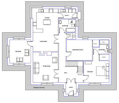 blueprint house plans house plans no 86 clonfane blueprint home plans house