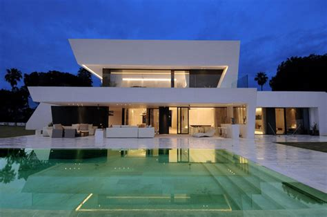 old modern awesome modern house vacation house on mediterranean coast