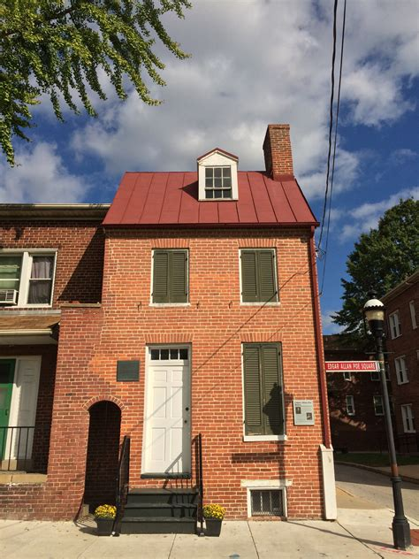 edgar allan poe house and museum baltimore popular attractions in baltimore tripadvisor
