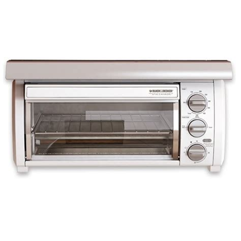 under cabinet toaster oven white black decker tros1500 spacemaker toaster oven white