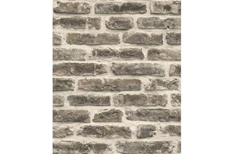 Tapisserie Trompe L Oeil Brique by Papier Peint Style Trompe L Oeil Mur De Briques Gris Fonc 233