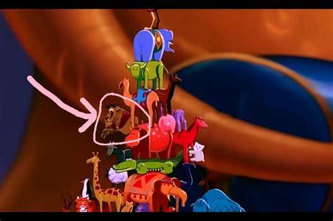disney film secrets beast in aladdin movie hidden secrets disney