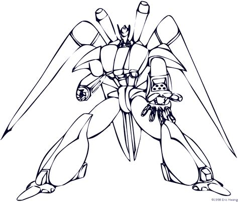 robot ninja coloring pages ninja robots colouring pages page 2