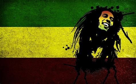 wallpaper green yellow red bob marley red yellow green wallpapers 1680x1050 315577