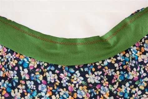 knitting binding how to hem everything knit fabrics oliver s