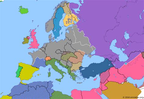 map of europe 1942 the war expands historical atlas of europe 20 january