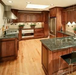kitchen granite countertop home interiors