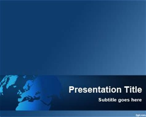 world archives free powerpoint templates