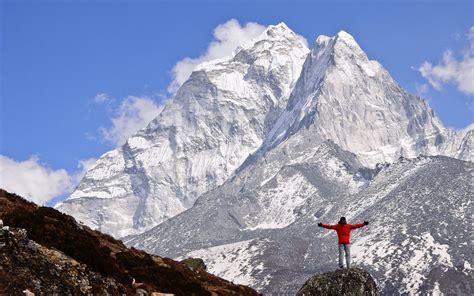 imagenes impresionantes del everest primer vegano en subir el monte everest salud y