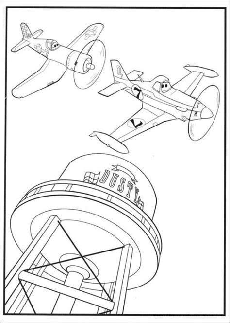 coloring pages planes fire and rescue kids n fun com 69 coloring pages of planes 2