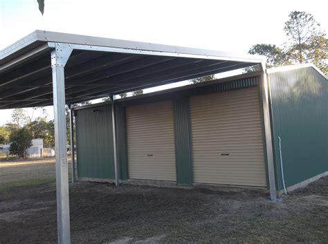 shed carport new 6x9x3 carport set post design branyan
