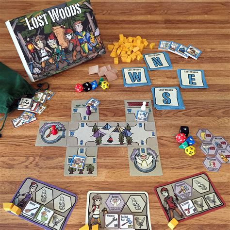 printable games to play lost woods print and play pdf poppy jasper games