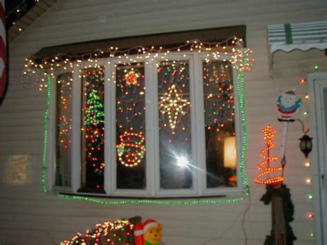 window christmas lights ideas day dreaming and decor