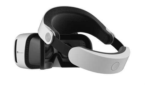 Vr Mi xiaomi reveals 30 mobile headset that looks like playstation vr