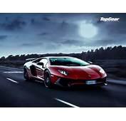 Lamborghini Aventador SV  TopGear
