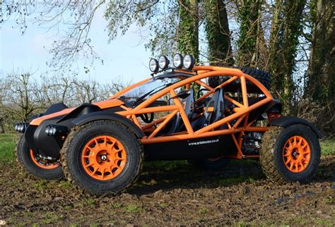 nomad off road car the 10 wildest off road vehicles of 2015