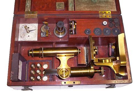 Cover Glass Mikroskop E Leitz In Wetzlar No 1751 C 1874 Grosses Mikroskop