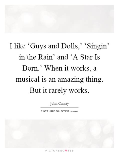 Guys and dolls musical quotes about marriage