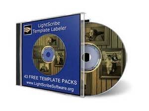 free lightscribe templates lightscribe template labeler free and software