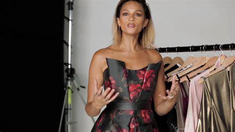 Alesha Dress Set alesha dixon aw16 collection x black dress