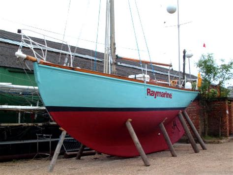 wooden boat ownership osmosis repair from hayling yacht